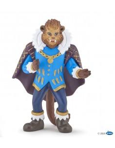 Figurine prince la bête - Papo