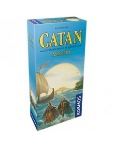 Extension Catan marins 5/6...