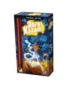 Jeu Abra kazam