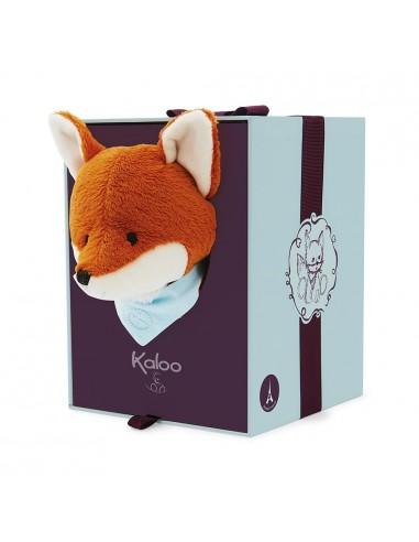 Petit doudou paprika le renard - Kaloo
