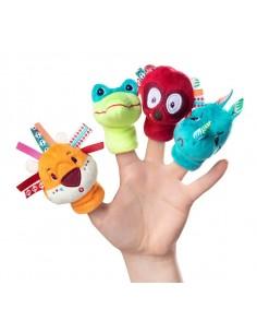 Marionnettes de doigt...