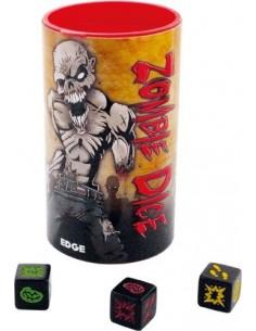 Zombie dice - jeu Edge