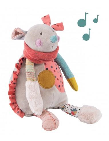 Souris musicale Les Jolis trop beaux...