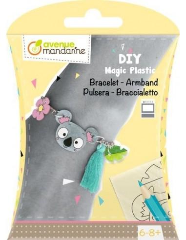 Bracelet plastique magique - Avenue...