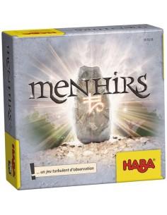 Menhirs - Mini jeu Haba
