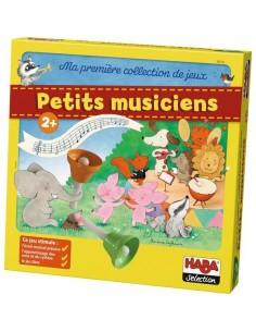Petits musiciens - jeu Haba