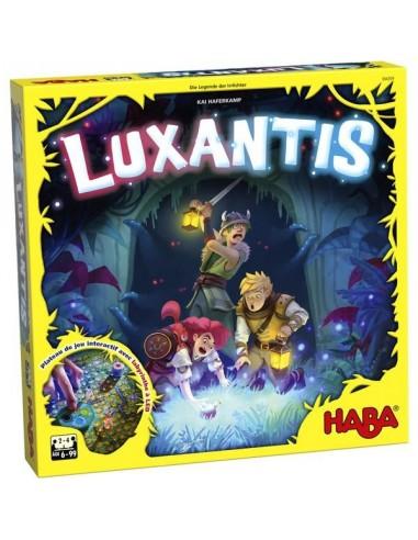 Luxantis - jeu Haba
