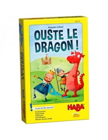 Ouste le dragon - jeu Haba