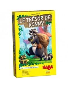 Le trésor de Ronny - jeu Haba