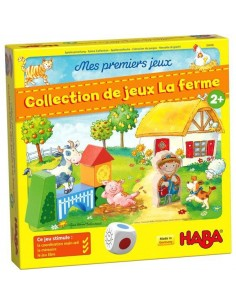 Collection de jeux La ferme...
