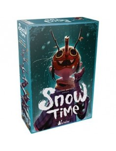 Jeu snow time