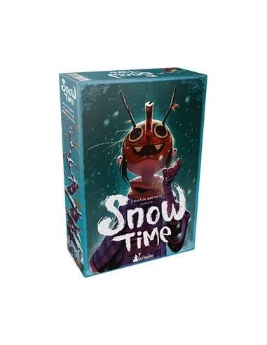 Jeu snow time