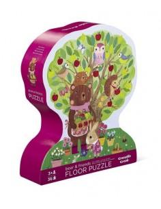 Puzzle ours et ses amis 36...