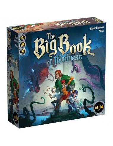 The big book of madness - jeu Iello