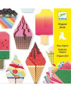Origami facile délices - Djeco