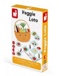 Veggie loto - jeu Janod