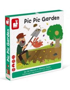 Pic pic garden - jeu Janod