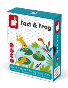 Jeu Fast and Frog - Janod