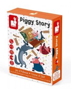 Jeu Piggy story - Janod