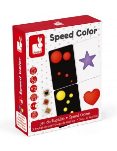 Jeu speed color - Janod