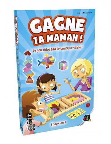 Gagne ta maman - jeu Gigamic