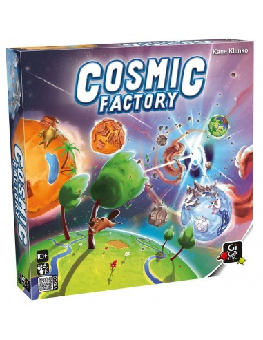 Cosmic factory - jeu Gigamic