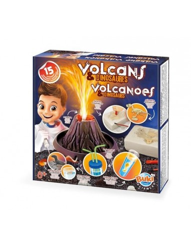 Volcans et dinosaures - Buki