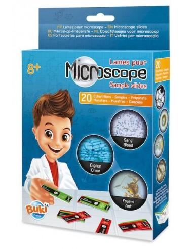 Lames pour microscope - Buki