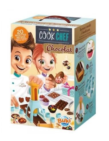 Chocolaterie Cook Chef - Buki