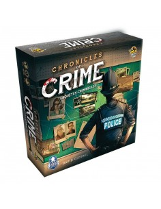 Jeu Chronicles of crime