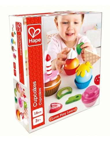 Dinette cupcakes - Hape