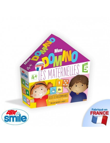 Mon domino - La Maison des Maternelles