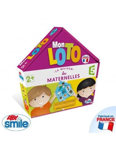 Mon loto - La Maison des Maternelles