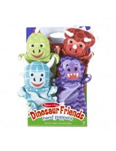 Marionnettes dinosaures -...