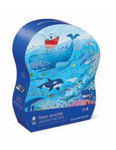 Puzzle sous la mer 36 pièces