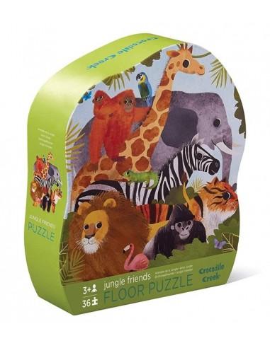 Puzzle amis de la jungle 36 pièces
