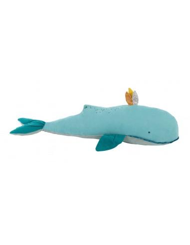 Baleine géante Le Voyage d'Olga -...