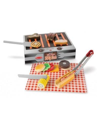 Dinette barbecue - Melissa & Doug