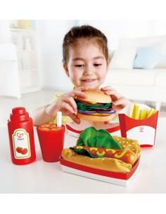 Dinette fast food - Hape