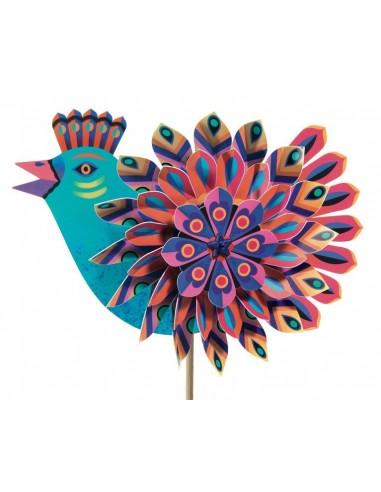 Moulin à vent paradise bird - Djeco
