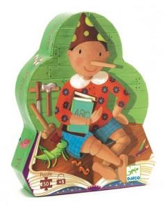 Puzzle Pinocchio - Djeco