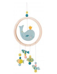 Attrape-rêves baleine Le...