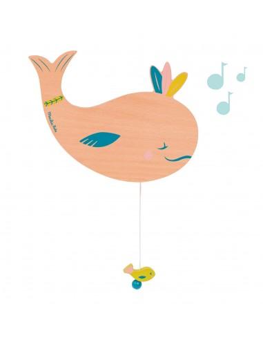 Boîte à musique murale Le Voyage...