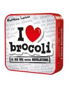 Jeu I love brocoli