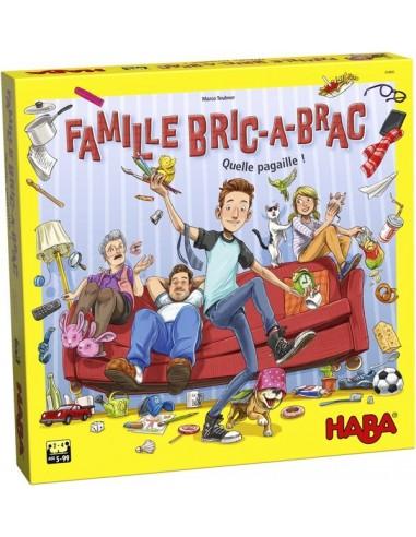 Famille bric à brac - jeu Haba