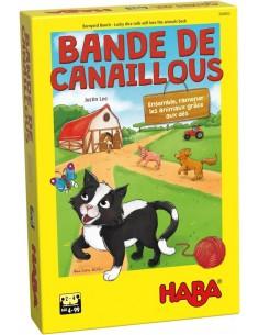 Bande de canaillous - jeu Haba