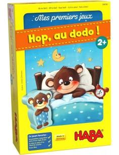 Hop au dodo - jeu Haba
