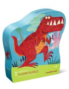 Puzzle dinosaure 36 pièces