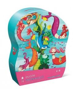 Puzzle sirène 72 pièces