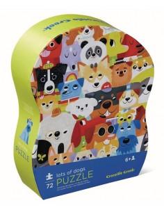 Puzzle chien 72 pièces